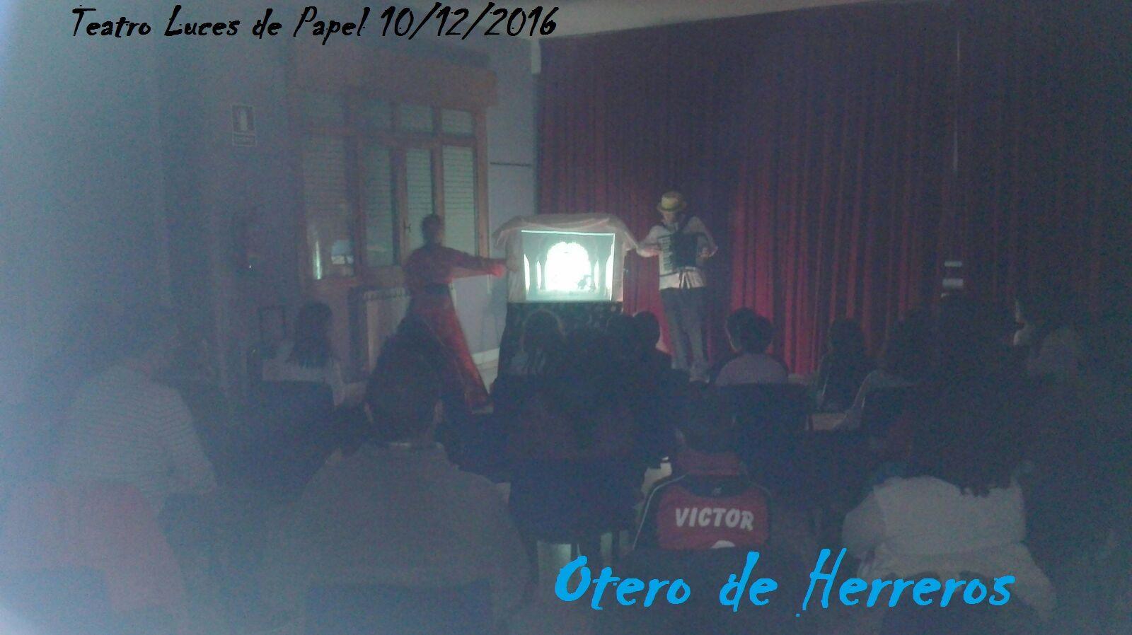 Teatro Luces de Papel 10 Diciembre 2016 (2)