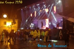 Fiestas Corpus 2018