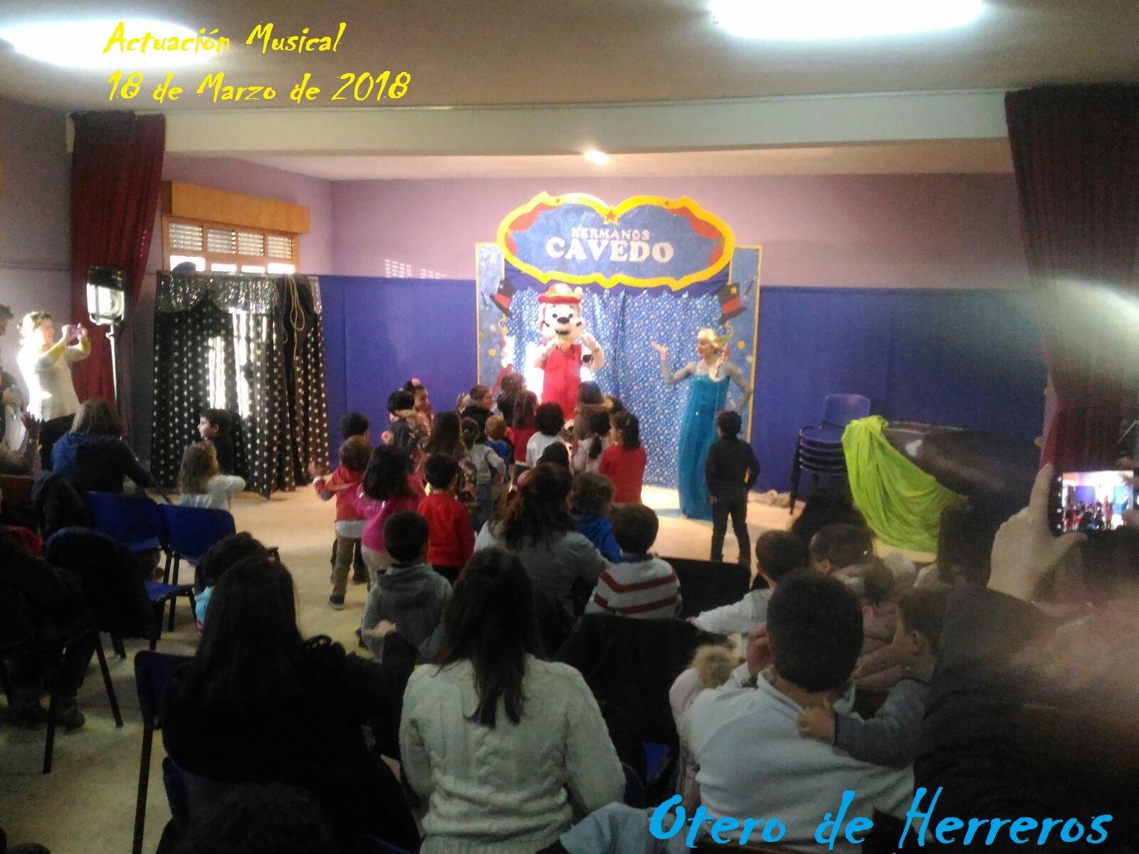 Hermanos Cavedo teatro Musical infantil (2)