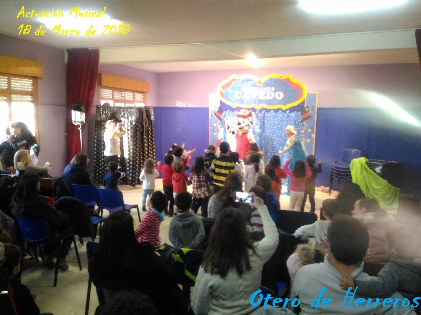 Hermanos Cavedo teatro Musical infantil (4)