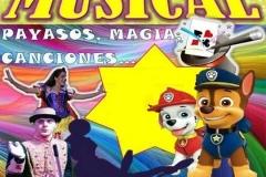 Hermanos Cavedo teatro Musical infantil (1)