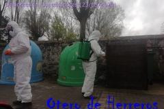 Desinfección Viaria 23/03/2020