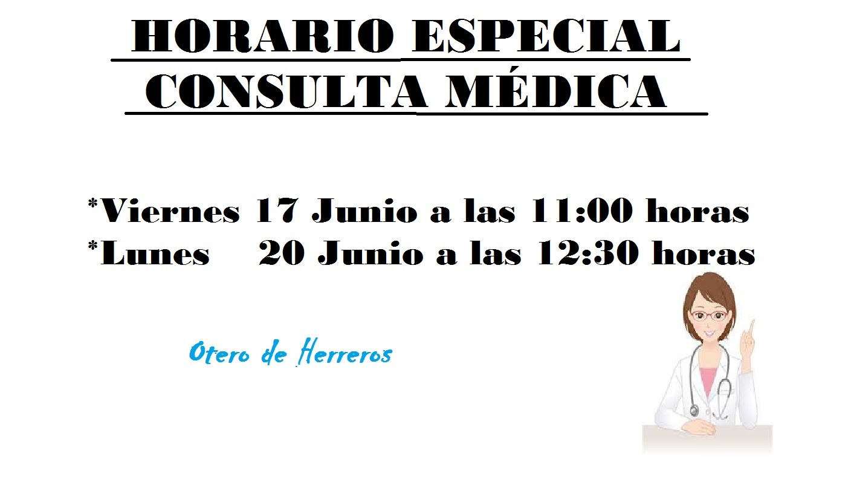 consulta  medica especial