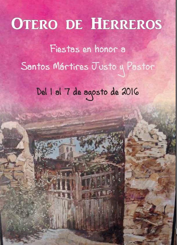 FIESTAS SANTOS MARTIRES JUSTO Y PASTOR